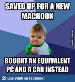 Why should I buy a apple mac computer when they are so expensive? What's great about them?