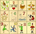 The Meaning of the Twelve Days of Christmas