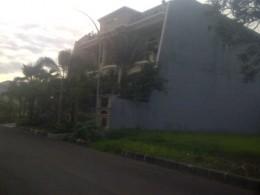 A detached house design