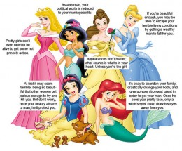 What does Disney really teach our children?