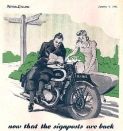 Best British Vintage Motorcycles