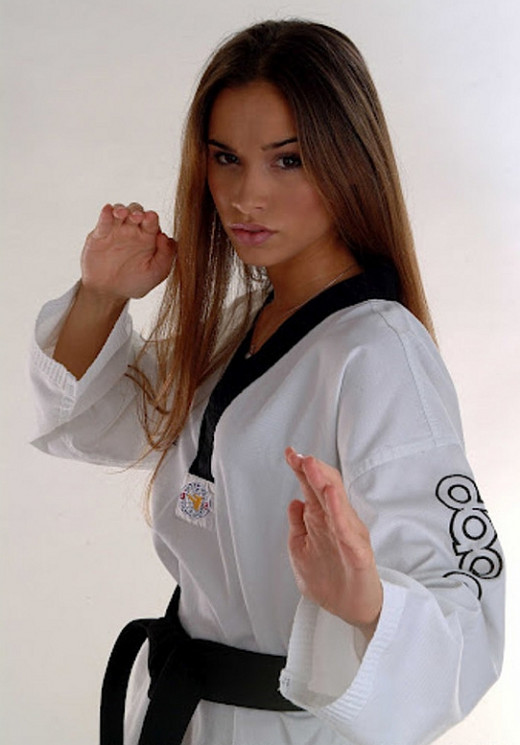 Lana Banely - Tae Kwon Do