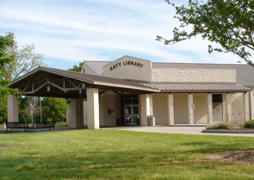 The local public library.