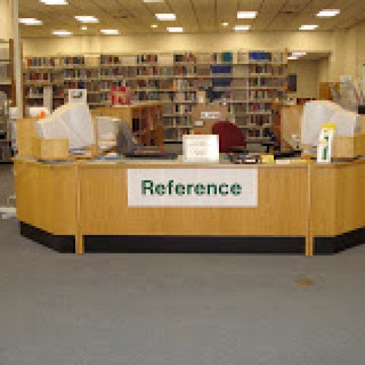 The Reference Desk.