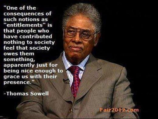Thomas Sowell, conservative economist