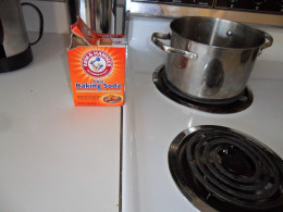 Such a simple solution: baking soda!