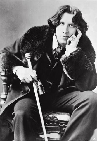Oscar Wilde, one of the most quotable men of the 19th century.