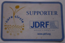 JDRF supporter magnet