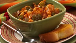Slow Cooker Hunter's Stew with Chicken