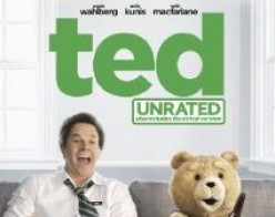 Ted (2012) - a teddy bear comes to  life