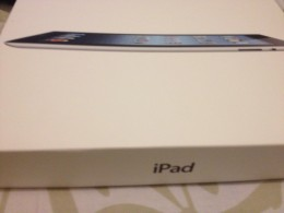 My iPad 3: Boy! Do I love these Apple products!