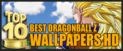 Top 10 Best Dragonball Z Wallpapers Hd Hubpages