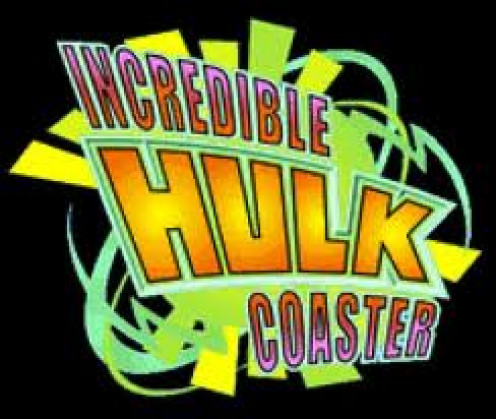 The Incredible Hulk is a very unique coaster that launches you up and around several loops and turns.