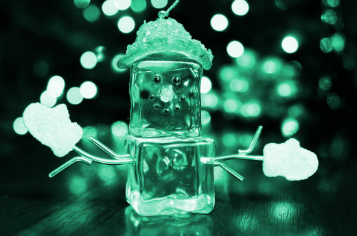 Ice Snowman Take 2