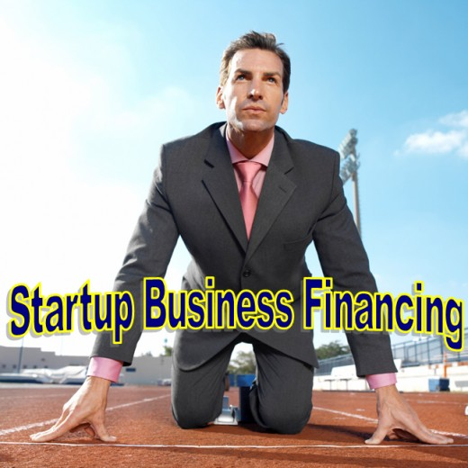 Startup business financing can come from a number of different sources.