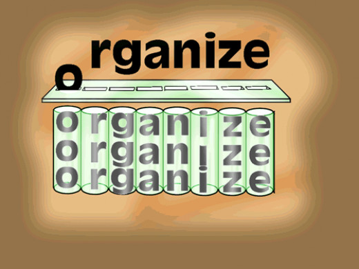 There are many benefits to having your home, office, and car neat and organized