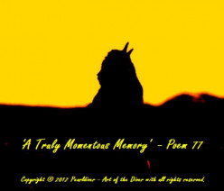 A Truly Momentous Memory: Poem 77