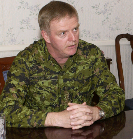 General Rick Hillier