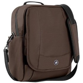 Pacsafe MetroSafe 300 Anti-Theft Computer Shoulder Bag - Deep Chocolate or Black