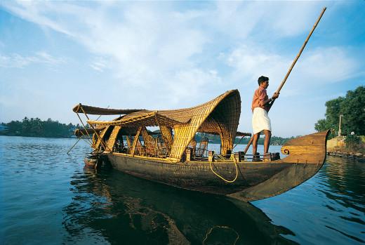 Kerala - Top Travel Destinations in India as per Google Zeitgeist
