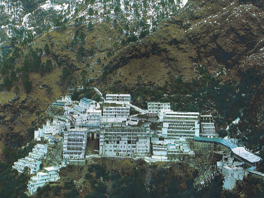 Vaishno Devi was the fourth most searched destination in top 10 which is dominated by destinations with religious significance.