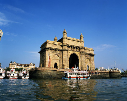 Gateway of India was the 10th Most searched travel destination in India