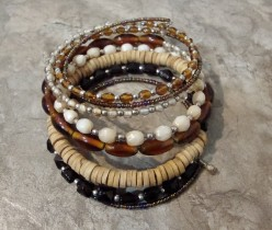 How to Make Memory Wire Bracelets