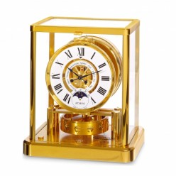 Jaeger-LeCoultre's Novelty Atmos Clocks