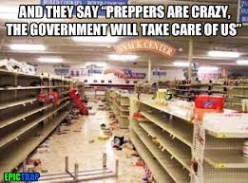 Doomsday Preppers Guide to Prepping Without Losing Money and Your Mind