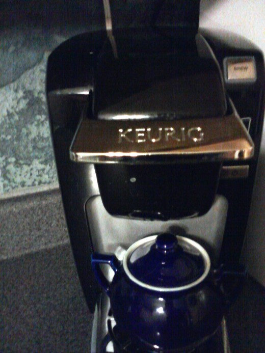 Keurig Single-Serve Brewing System