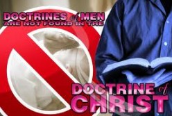 Which Doctrine Do You Follow?