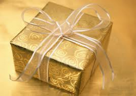 The Golden Gift of Your Presence