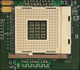 ZIF CPU Socket