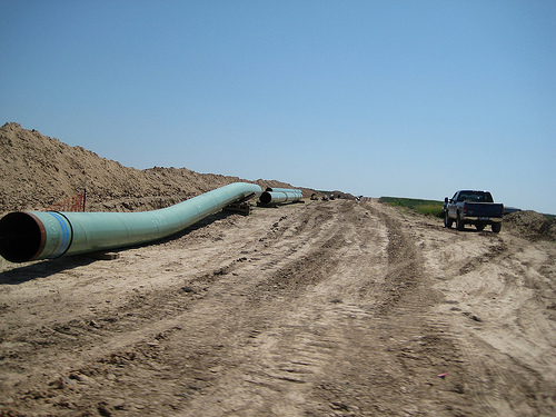 Keystonr Pipeline, unfinished