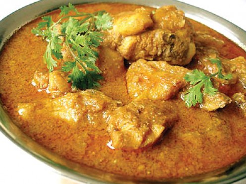Tasty Chicken Curry