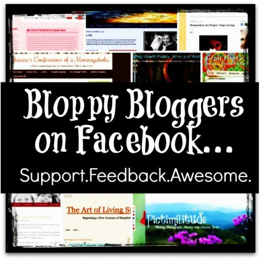 The number one cure for blogging loneliness? The Bloppy Bloggers!