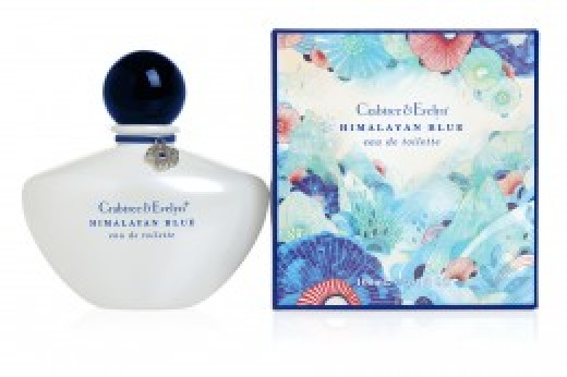 Crabtree and Evelyn - Himalayan Blue Range