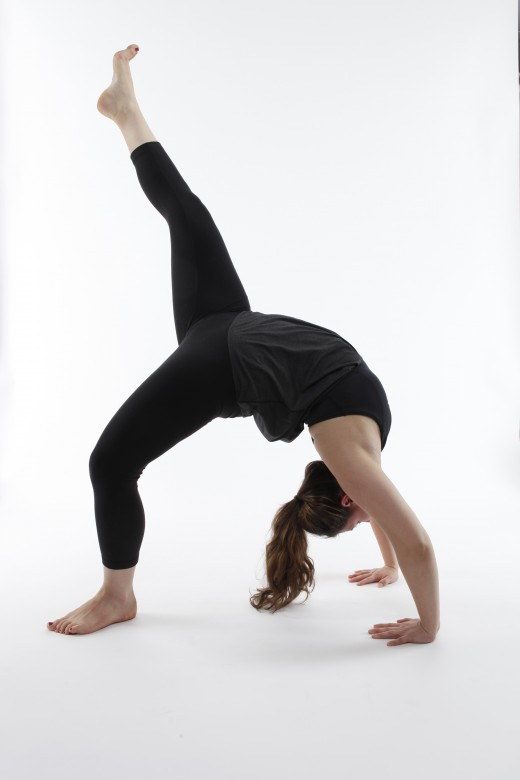 Performing Yoga poses for the Spine helps to strengthen it.