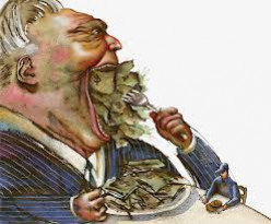 Corporate leader salaries and income are out of control...when is enough, enough????
