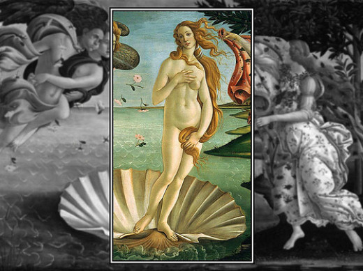 Classical beauty, but what makes a Real Woman?