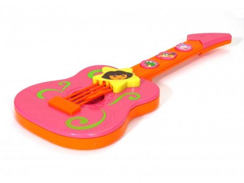 Fisher Price Dora Mega Tunes Guitar