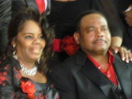 Aaron and Ladine Montgomery celebrated forty years of marriage which was the major reason for our visit to New Orleans.
