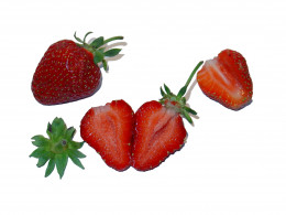 Strawberries are the ideal dessert fruit, and especially for romantic meals.