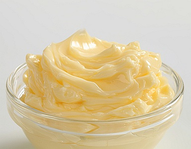 It's easy to get carried away with butter, when its part of an unrolled stick or tub. To avoid this, precut your whole stick of butter into appropriately small slices, or make sure to use a measuring spoon with tubs, so you know what your eating