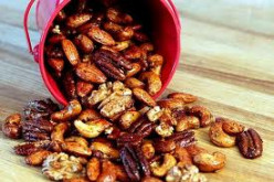 The Cook in Me:  A Mixed Bag of Nuts, Hopes and Dreams for the New Year©