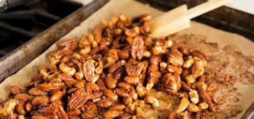 Stir the Nuts Occasionally Throughout the Baking Process