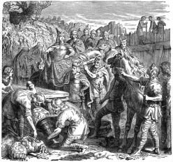 Alaric I and the Sack of Rome