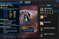 Marvel: Avengers Alliance's Latest Roster Addition - Valkyrie