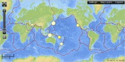 More Earthquakes than Usual Early in the New Year?