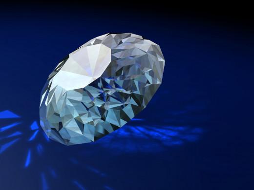 Diamonds are Precious Stones.